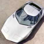 Chevrolet Aerovette Top View Wallpaper