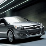 Chevrolet Astra Silver Front Angle Wallpaper