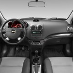 Chevrolet Aveo 2008 Interior Wallpaper