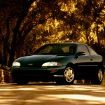 Chevrolet Cavalier 1999 Green Front Angle Wallpaper