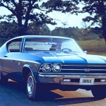 Chevrolet Chevelle Ss 1969 Wallpaper