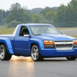 Chevrolet Colorado Blue Modified Wallpaper