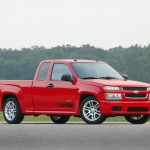 Chevrolet Colorado Extreme Red Wallpaper