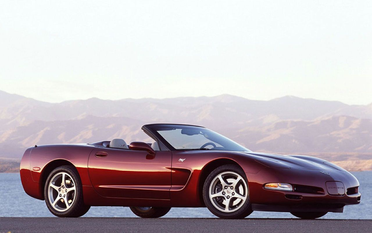 C5 Convertible Wallpaper