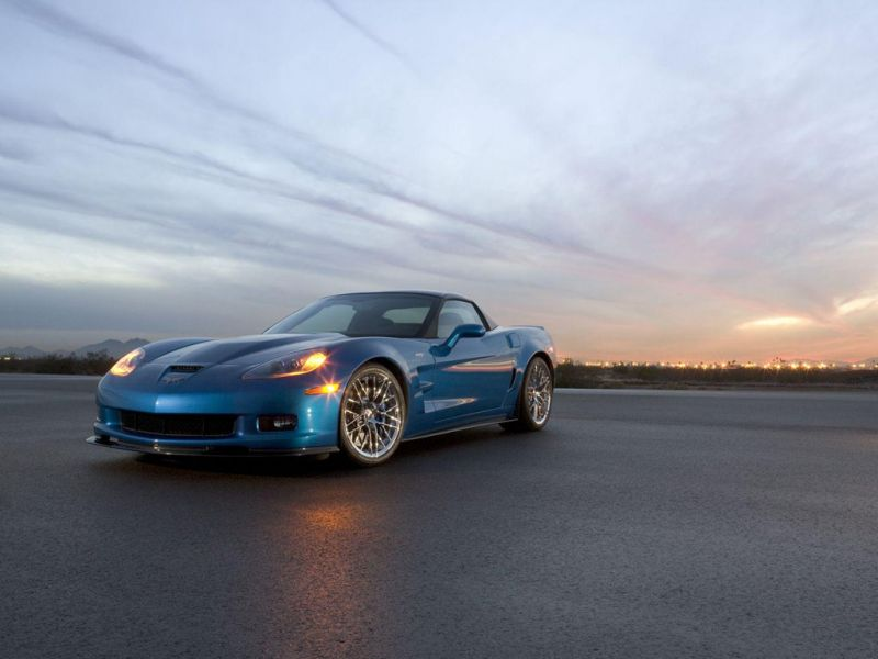 Chevrolet Corvette Zr1 Wallpaper. Chevrolet Corvette Zr1 2009
