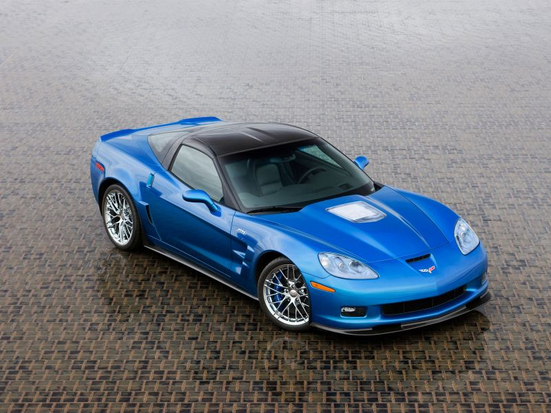 Chevrolet Corvette Zr1 Wallpaper. Chevrolet Corvette Zr1 Blue