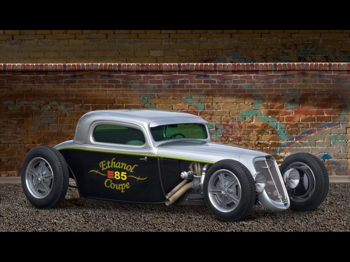 Chevrolet Coupe 1934 Eb5