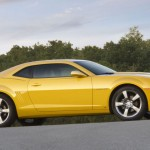 Chevrolet Impala 2008 Yellow Wallpaper