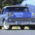 Chevrolet Impala Bel Air 1958 Wallpaper