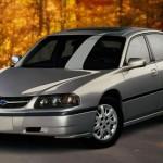Chevrolet Impala Gray Front Left Side Wallpaper