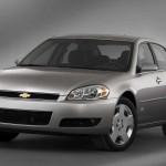 Chevrolet Impala Gray Wallpaper