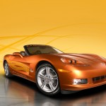 Chevrolet Indy 500 Pace Car Model Wallpaper