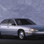 Chevrolet Lumina 1998 Front Side Wallpaper