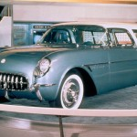 Chevrolet Nomad 1954 Front Wallpaper