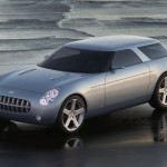 Chevrolet Nomad Concept 2004 High Front Angle Wallpaper