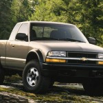 Chevrolet S10 Front Angle Wallpaper