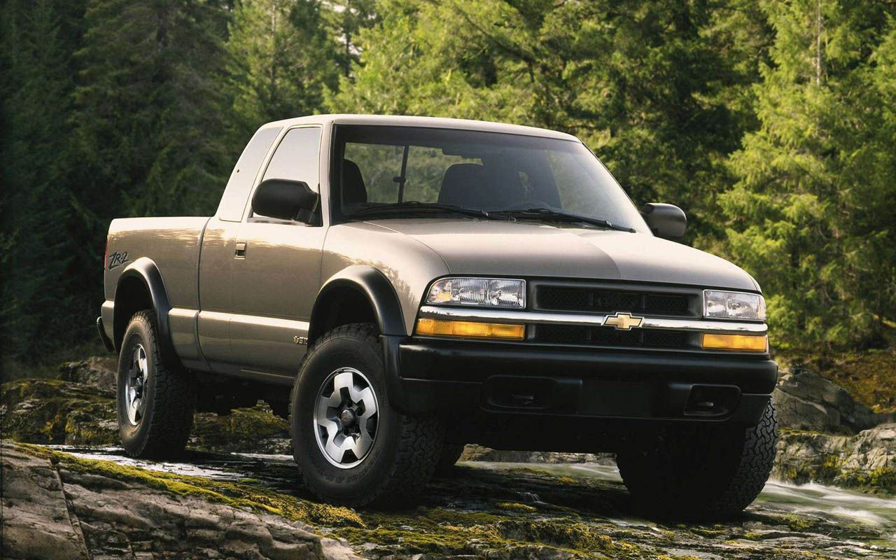 Chevrolet S10 Front Angle Wallpaper 1280×800 - Chevrolet Wallpapers