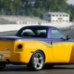 Chevrolet Sss Concept Modified Rear Wallpaper