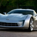 Chevrolet Stingray Front Low Angle Wallpaper