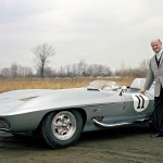 Chevrolet Stingray Racer 1959 Wallpaper