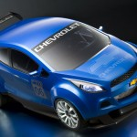 Chevrolet Wttc Front High Angle Wallpaper